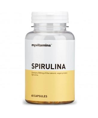 Myvitamins Spirulina, 180 Capsules (180 Capsules) - Myvitamins