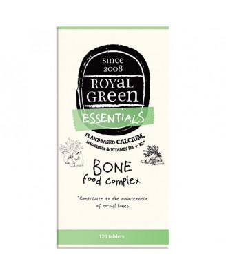 Bone Food Complex – 120 Tabs – Royal Green