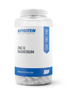 Zinc and Magnesium 800mg - 90 Caps - MyProtein