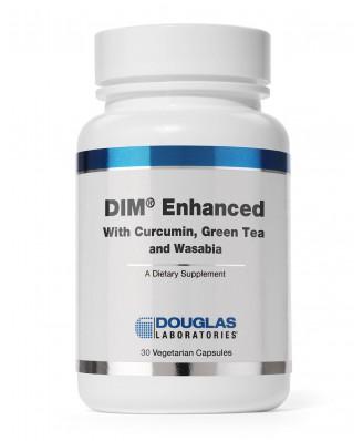 Douglas Laboratories, DIM Enhanced, 30 vegetarian capsules