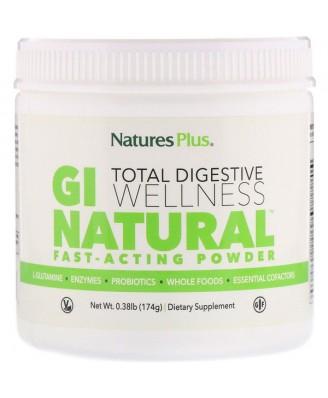 GI Natural Fast-Acting Powder (174 grams) - Nature's Plus