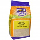 Whole Psyllium Husks (454 gram) - Now Foods