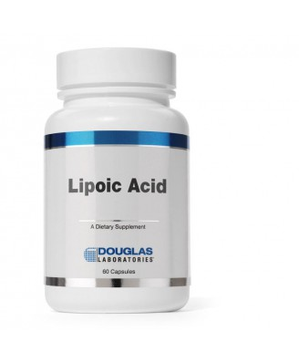 Lipoic Acid (60 capsules)- Douglas Laboratories