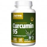 Curcumin 95, 500 mg (60 Veggie Caps) - Jarrow Formulas