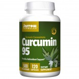 Curcumin 95, 500 mg (120 Veggie Caps) - Jarrow Formulas