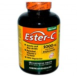 American Health, Ester-C 1000 mg mit Citrus Bioflavonoide, 180 Veggie-Tabs