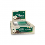 Dr. Mercola Cocoa Cassava (12 bars per box)