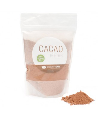 Organic Cacao Powder (300 grams) - Superfoodme