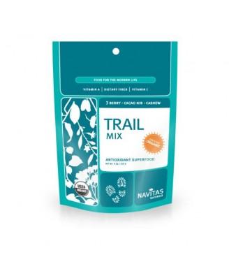 Trail Power 3 Soorten Bessen, Noten & Cacaonibs - Navitas Naturals