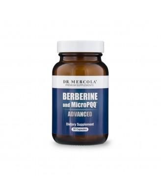 Berberine & MicroPQQ Advanced (30 capsules) - Dr Mercola
