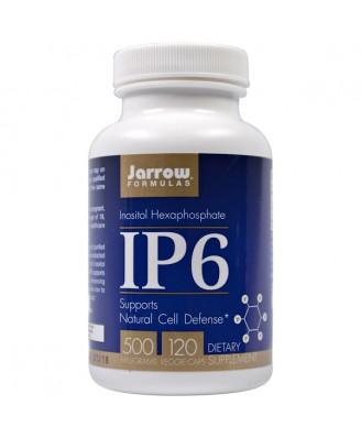 IP6- Inositol Hexaphosphate 500 mg (120 Vegetarian Capsules) - Jarrow Formulas