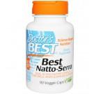 Natto-Serra (90 Veggie Caps ) - Doctor's Best