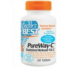 PureWay-C Sustained Release Vitamin C (60 Tablets) - Doctor's Best