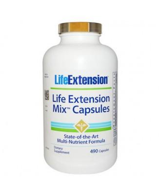 Life Extension, Mix Kapseln, 490 Kapseln