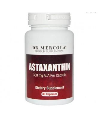 Astaxanthin mit ALA (30 Capsules) - Dr. Mercola