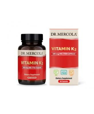 Dr. Mercola, Vitamin K2, 90 Capsules