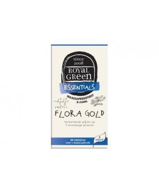 Flora Gold – 60 Tabs – Royal Green