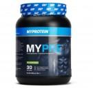 MYPRE Explosive Pre Workout Formel -  Himbeer  - 500g - MyProtein
