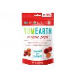 Yummy Earth, Organic Fruit Lollipops, 15 Lollipops, 3 oz (85 g)