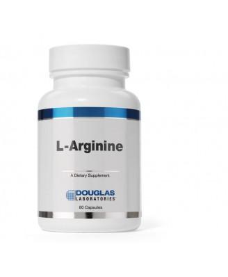 L-Arginin 500 mg - (60 Kapseln) - Douglas Laboratories