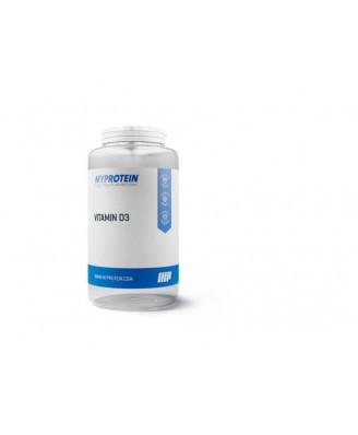 Vitamin D3 - 180 Kapseln - MyProtein