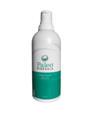 Magnesium Oil Refill Bottle (33,8 fl oz, 1000 ml) - Paleo Minerals