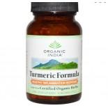 Turmeric Formula, Healthy Inflammation Response (90 Veggie Caps) - Organic India