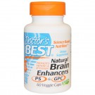 Natural Brain Enhancers PS & GPC (60 Veggie Caps) - Doctor's Best