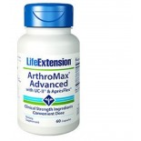 Arthromax® Advanced Mit Uc-Ii & Aprèsflex - 60 Kapseln - Life Extension