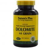 Dolomite, 44 Grain (300 Tablets) - Nature's Plus