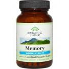 Organic India, Memory, Mental Clarity, 90 Veggie Caps