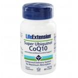 Super Ubiquinol CoQ10 with Enhanced Mitochondrial Support 100 mg (60 softgels) - Life Extension