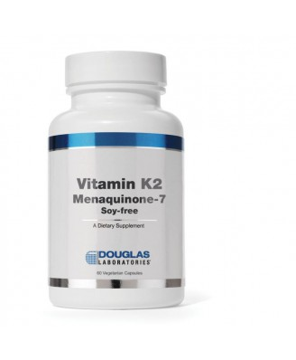 Vitamin K2 - 60 vegetarian capsules - Douglas Laboratories