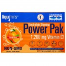 Electrolyte Stamina, Power Pak, Orange Blast (30 Packets, 4.8 g Each) - Trace Minerals Research