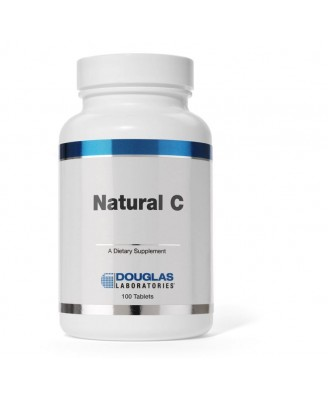 Natural C 1000 mg -250 tablets -  Douglas Laboratories