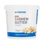 Natural Cashew Butter, Crunchy, Tub, 1kg - MyProtein