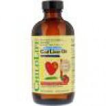 Cod Liver Oil, Natural Strawberry Flavor (237 ml) - ChildLife