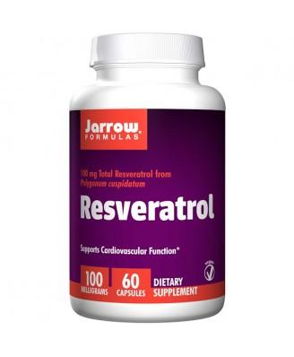 Resveratrol 100 mg (60 Vegetarian Capsules) - Jarrow Formulas
