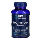 Zwei-Pro-Tag Tabletten, 120 Tabletten - Life Extension