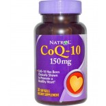 CoQ10 150 mg (30 Softgels) - Natrol