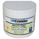Life Extension, Neuro-Mag, Natural Lemon Flavor, 7.94 oz (225 g)