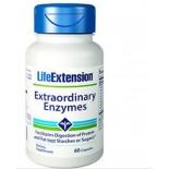 Ausserordentliche Enzyme - 60 Kapsel - Life Extension