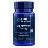 Applewise Polyphenol Extrakt 600 Mg - 30 Vegetarische Kapseln - Life Extension