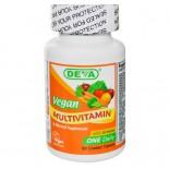 Multivitamin & Mineral Supplement, Vegan, Deva, 90 tabletten