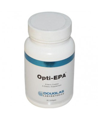 Douglas Laboratories, Opti-EPA, 60 Softgels