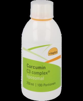 Curcumin C3 complex liposomal (250 ml) - Vitaplex