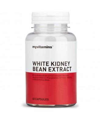 Myvitamins White Kidney Bean Extract, 180 Capsules (180 Capsules) - Myvitamins