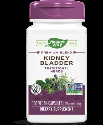 Kidney Bladder - 465 mg (100 Capsules) - Nature's Way