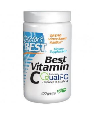 Doctor's Best, Best Vitamin C Pulver (250 g)