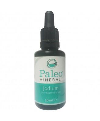 Iodine in pipette bottle (30 ml)- Paleo Minerals